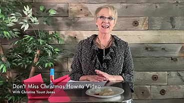 Don't Miss Christmas How-to Video