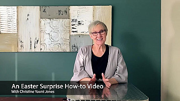 An Easter Surprise How-to Video