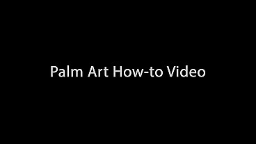 Palm Art How-To Video