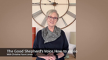 The Good Shepherd's Voice How-To Video