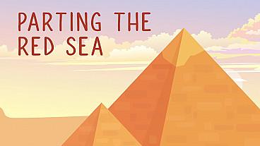 Abriendo el Mar Rojo
