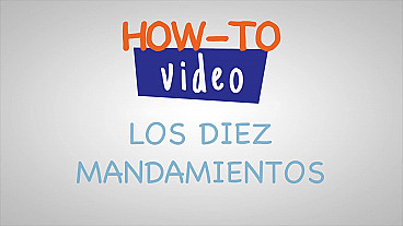 The Ten Commandments How-to Video