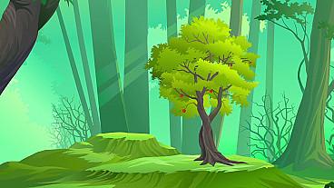 Un cuento de un árbol