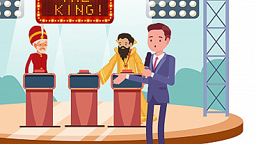 Choose the King Game Show
