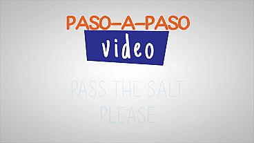 How-To Pass the Salt